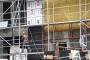 Hastane inşaatında iskele çöktü: 1'i ağır 5 işçi yaralı