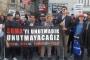 Taksim'de Soma eylemi: Soma'nın öfkesiyle TAMAM