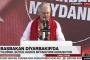 Başbakan Binali Yıldırım'ın Diyarbakır mitingine ilgi azdı