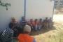 Torbalı'da maaşlarını alamayan inşaat işçileri iş bıraktı