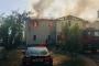 KKTC'de üniversite yurdunda yangın