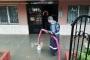 Sağanak yağış nedeniyle su baskınları yaşandı