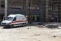 İnşaatta iş cinayeti: Tahta iskele yıkıldı, sıva yapan işçi öldü