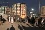 Suudi Arabistan'da Türkiyeli  ve Pakistanlı inşaat işçileri grevde