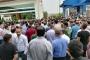 Şireci işçileri 'geciken ücretler' nedeniyle eylem yaptı