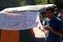 Bartın Amasra'da direnişteki HEMA işçilerine destek ziyareti