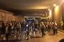 Metrobüs isyanı: Yolcular yolu kapattı, eylem yaptı