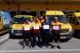 Birçok ülkede 'DHL Express sendikayı tanısın' eylemi
