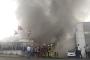 Gaziosmanpaşa'da tekstil fabrikasında yangın çıktı