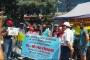 Direnişteki DHL Express işçilerine destek ziyareti
