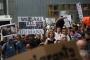 New Yorklular, mülteciler için yürüdü: Çocuklar yasa dışı değildir