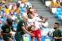 Dünya Kupası C grubunda Danimarka ile Avustralya 1-1 berabere kaldı