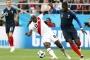 Dünya Kupası C grubunda Fransa, Peru'yu 1-0 mağlup etti
