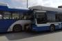 Ankara'da EGO otobüsleri çarpıştı