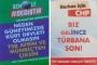 Ankara'da sahte HDP ve CHP bildirileri dağıtıldı