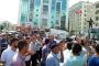 Esenyurt halkı ATV'yi protesto etti