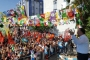 HDP Dersim mitingi: Soğanla baş edememiş, krizle mi baş edecek?