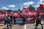 İsviçre'de inşaat işçileri 60 yaşında emeklilik ve zam istiyor