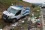 İşçileri taşıyan kamyonet devrildi: 1'i çocuk 2 Suriyeli işçi öldü