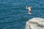 Denize atlarken sakat kalmayın!