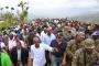 Haiti'de hükümet ve yolsuzluk protesto edildi