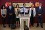 CHP'de liderlik yarışı resmen başladı: TBMM'de imza açıklaması