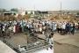 Yemen'de insanlar kıtlık sebebiyle ot yemeye başladı