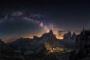 2018'in en iyi astronomi fotoğrafları