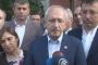 Kılıçdaroğlu'dan Çorlu'da oğlunu yitiren Mısra Öz'e ziyaret
