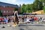 İsveç'te kuraklığa karşı yağmur duasına çıktılar