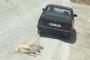 Otomobiline bağladığı köpeği sürükleyen şahıs gözaltına alındı