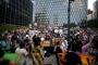 New York'ta 'valizli' eylem: İltica yasaldır