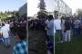 Altın İplik işçileri ödenmeyen ücretleri için eylem yaptı