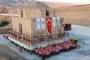 Hasankeyf'te tarihin taşınmasına tepki: Tarih yerinde güzeldir