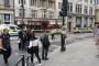 Londra'da bir araç parlamento binasının bariyerlerine girdi