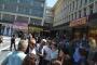 KESK'in 'Kriz' açıklamasına polis engeli