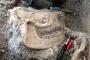 Çankırı'da 8,5 milyon yıllık gergedan kafatası bulundu