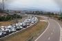 Kurban Bayramı nedeniyle trafik yoğunluğu devam ediyor