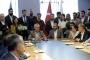 AKP MYK'de devir teslim yapıldı