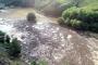 Sera Gölü çöp ve balçıkla kaplandı