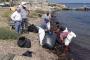 Foça'da denize sızan akaryakıtın fuel-oil olduğu belirlendi