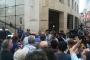 Adalet Arayan İşçi Ailelerine polis engeli
