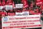 TÜVTÜRK'te işten atmalar protesto edildi