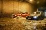 İstanbul'da sağanak hayatı olumsuz etkiledi, araçlar mahsur kaldı