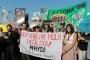 Hayvan hakları savunucuları Adalar'da eylem yaptı