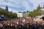Köln'de 12 bin kişi ırkçılığa karşı sokağa çıktı