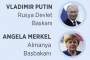Putin ile Merkel görüşmesi: Gündem Suriye