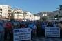 İzmir'de metal işçilerinin eylemi: Yanarak ölmek istemiyoruz!