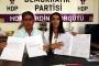 HDP'den Yedibela Kızılkaya hakkında ihraç açıklaması