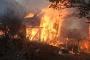 Kastamonu'da yangın: 9 ev ve 1 ahır küle döndü